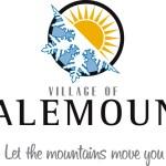 The Village of Valemount New Logo