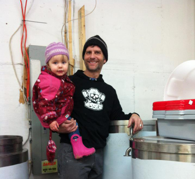 Brewery makes headway