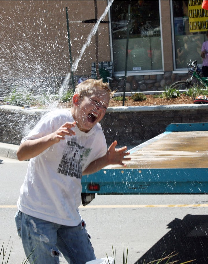"""""""Spectacular"""" heat wave to hit Robson Valley"""