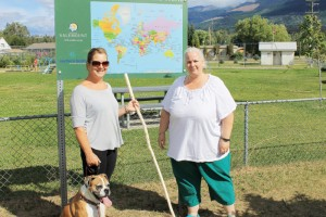 Valemount, Big Foot Trail, Walk around the World, active lifestyle