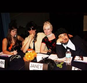 In 2011, judges were Donalda Beeson, John Crowley, Janey Weeks and Seiji Hiroe.