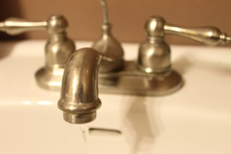water, tap, faucet