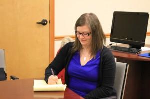 sarah thorn, grant writer, funding, application