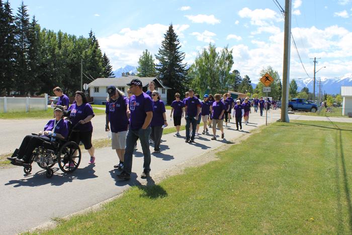 $2000 raised for ALS
