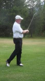 Wayne VanVelzen golf tournament valemount