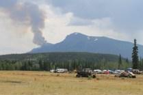 smoke fire Valemount mud racing rodeo grounds (5)