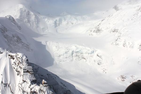 Valemount Glacier destinations