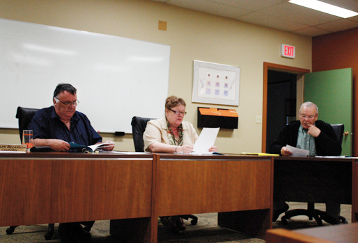 New CAO sworn in;  by-election pending