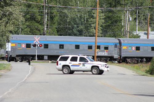 Sudden death on Via Rail