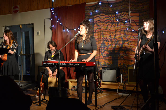 Dunster Schoolhouse concert: We know where you were