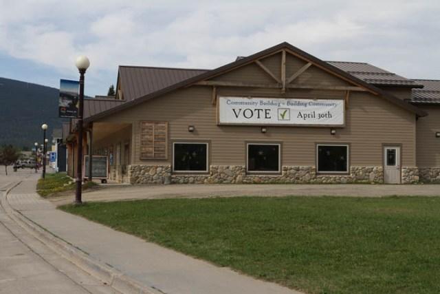 mcbride library museum vote