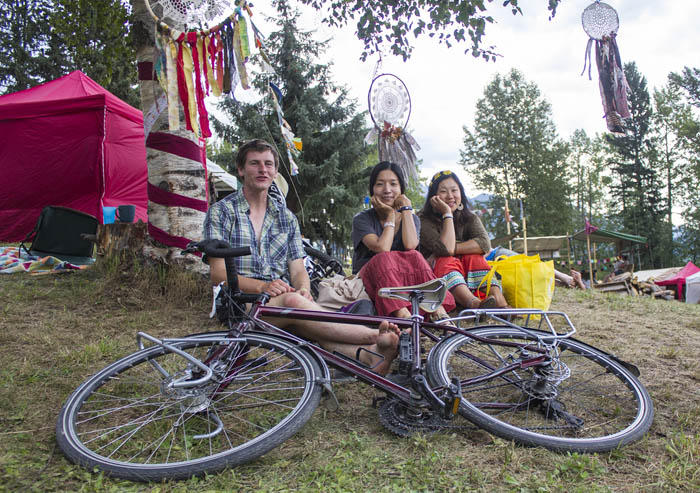 Robson Valley Music Festival: Zero waste and Zero wasted
