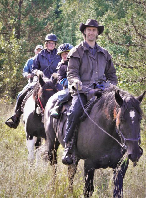 Robson Valley Backcountry Horsemen of BC – 7th Annual Poker Ride