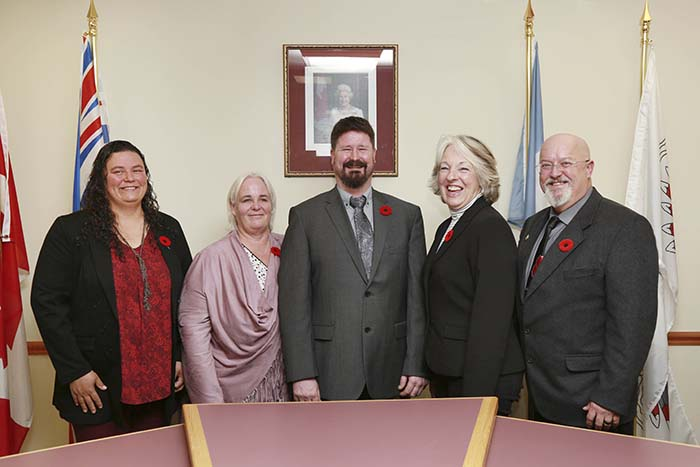 A new Valemount Council harkens back to an old