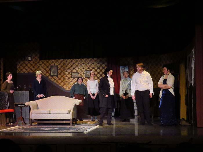 McBride performance: Burying the Hatchetts