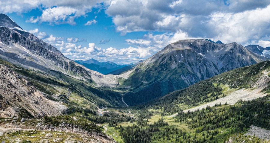 Mount Kristi Glacier