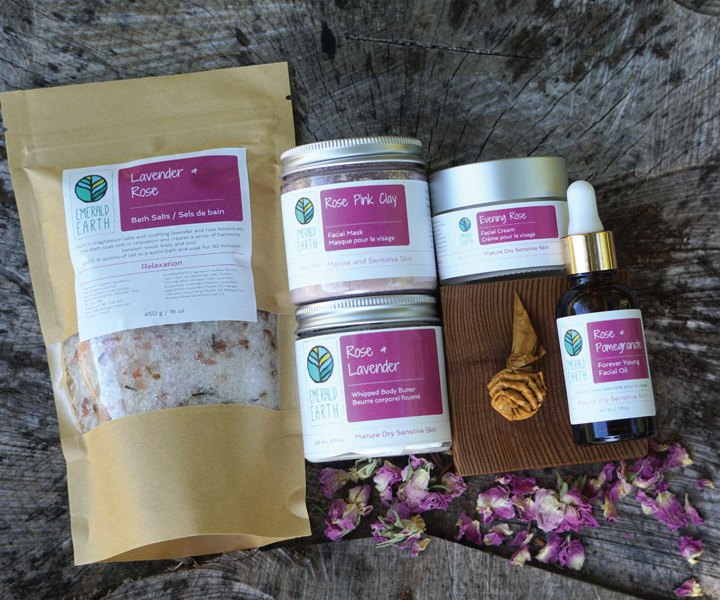 NOW IN BUSINESS: Emerald Earth Organic Spa