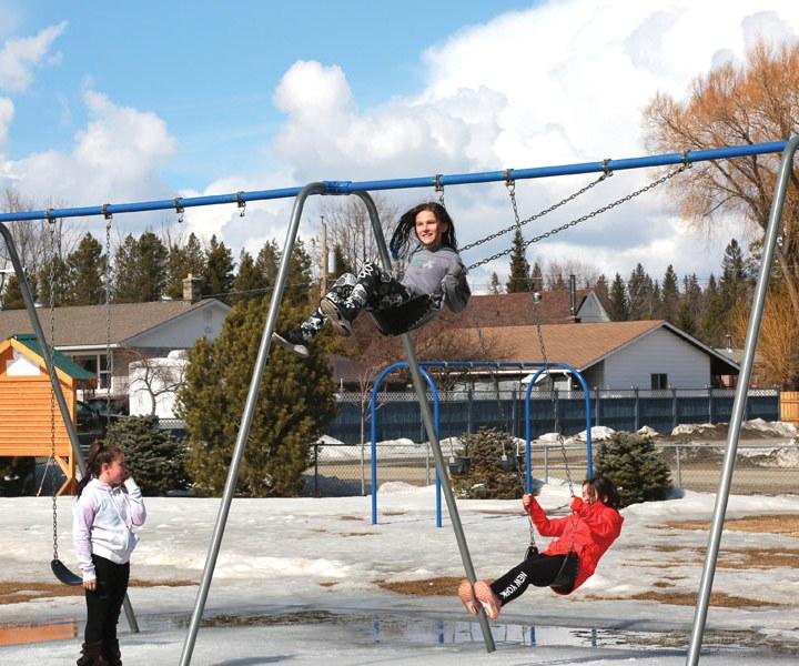 Valemount playgrounds to open Monday; McBride's already open