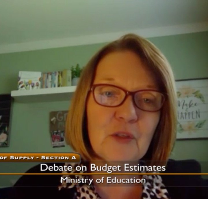 Legislature by Zoom: MLA Shirley Bond embraces duty, navigates loss in the job she loves