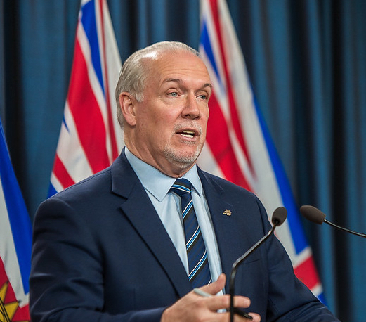 "B.C. Premier calls election Oct. 24th in gamble for ""more stable"" government"