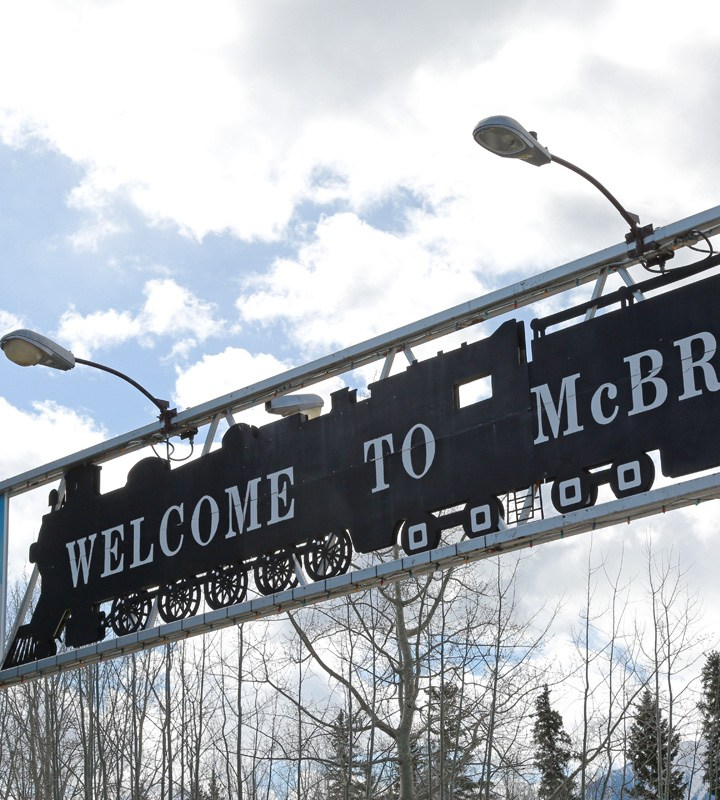 McBride Council: Committees, Revitalization, Security Cameras and Flag