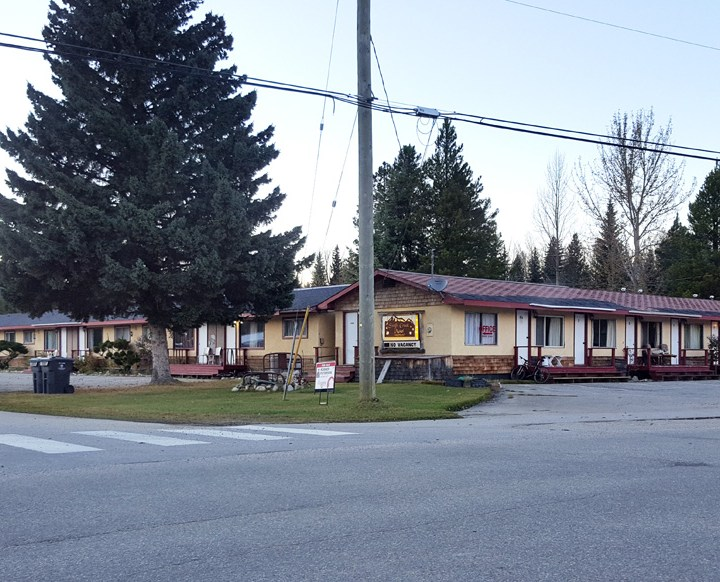Swift Creek Motel now a housing unit