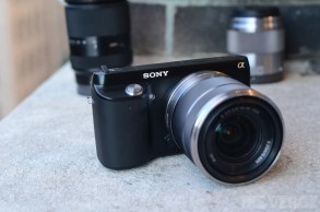 I Finally Bought the SEL35F18 for my Sony NEX F3!