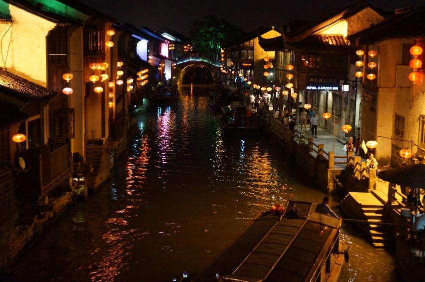 Bridge in Suzhou