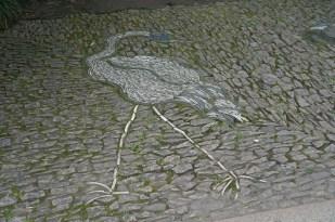 Stone artwork