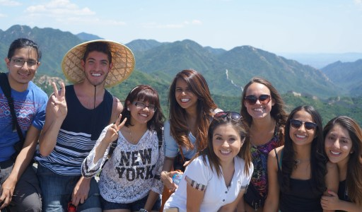 I Walked the Great Wall of China!!!!
