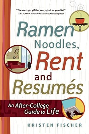 "Thoughts on ""Ramen Noodles, Rent and Resumes"""