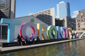 Back From My Convention in Toronto, Ontario