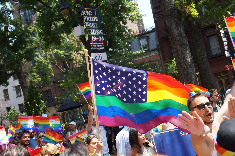 Pride USA Flag