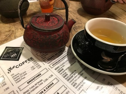 Loose-leaf tea