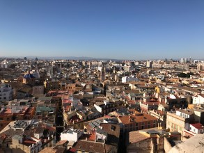 Climbing 207 Steps To the Top of El Miguelete