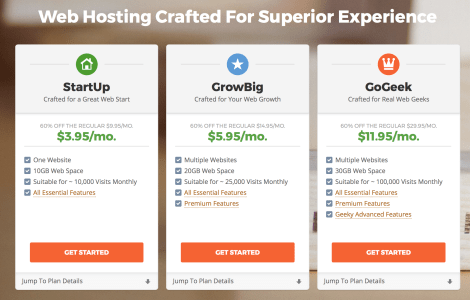 Why I Switched My Hosting From Bluehost to Siteground