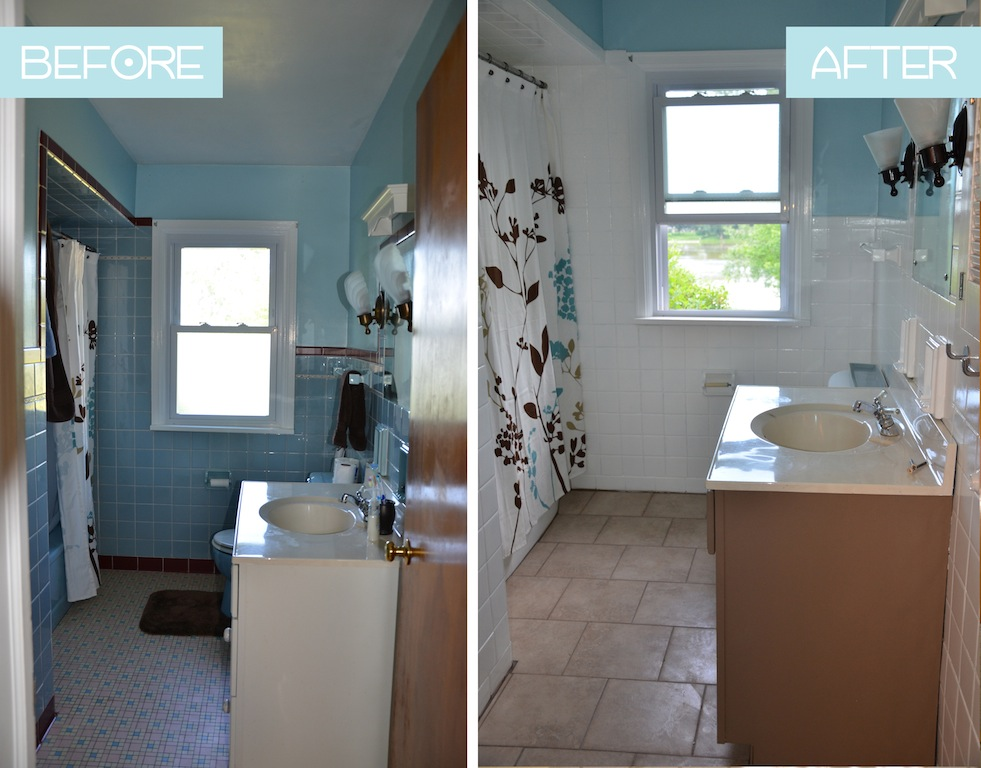 rustoleum tub amp tile bathroom makeover diy painted bathroom tiles. Can I Paint Ceramic Tile In A Shower  delightful interior brick