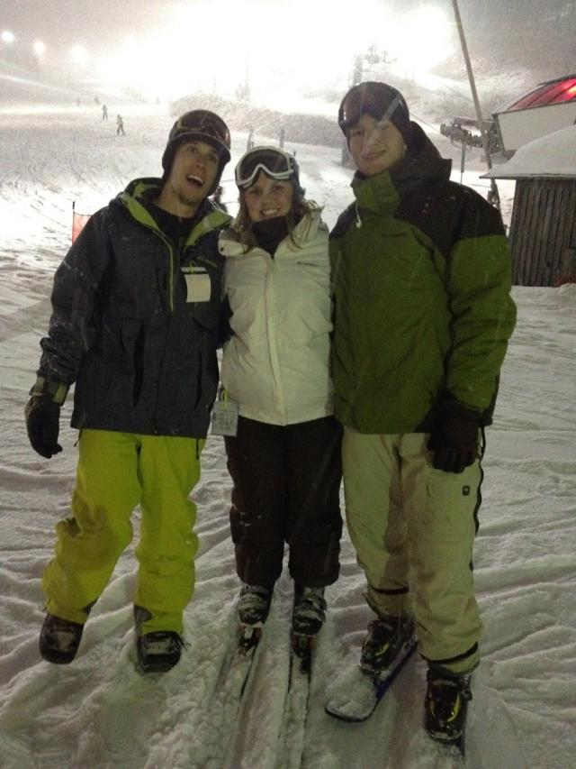Zach, Rach, & Luke