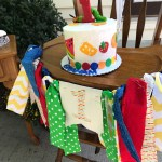 Graham's First Birthday – Hungry Caterpillar Style