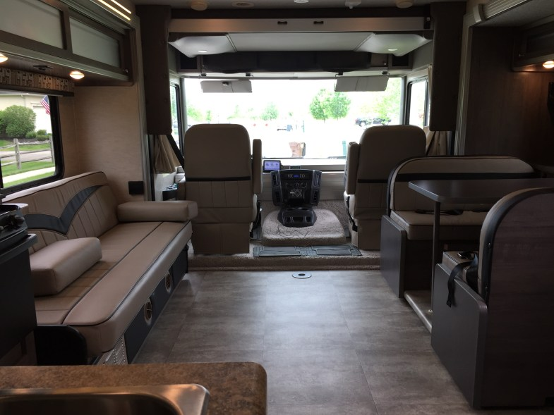 Seven Reasons Why We Love Our Winnebago Brave – THE ROLLING