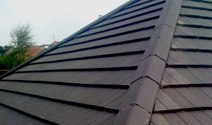 Maintenance Free Roofing System