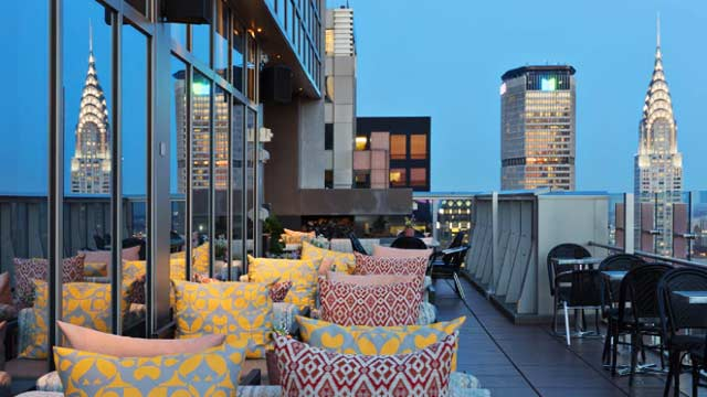 40 Best Rooftop Bars In NYC New York 2019 Complete With