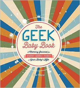 Geed Baby Book - The Rookie Dad