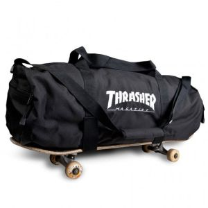Duffel Bag Thrasher Black