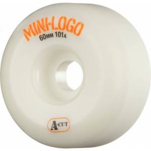 Ruedas Minilogo 60mm A-CUT 101A