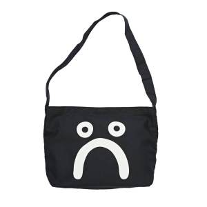 Bolso Polar Tote Bag Happy Sad Black