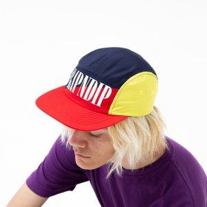 Gorra Rip N Dip Hook Em Camper Hat Multi