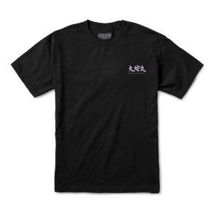 Camiseta Primitive x Naruto Serpent Black