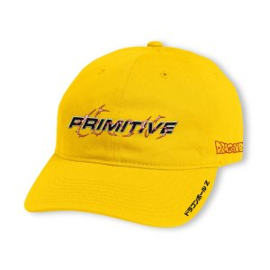 Gorra  Primitive Dragon Ball Z  Power Yellow