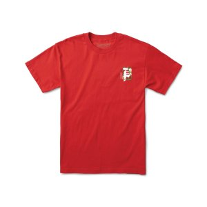 Camiseta Primitive Shenron Dirty Red